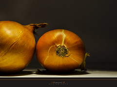Onion 2 (aniribe) Tags: onion color vegetables saveearth nature naturephotos nikon closeup orange light shadow food nikond90club