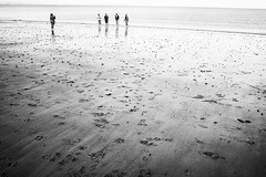L1000083 (Bruno Meyer Photography) Tags: scotland visitscotland edinburgh portobello portobellobeach sea seascape people silhouette nature peace photography raw edit blackandwhite blackandwhitephotography tracks travel travelphotography friends roadtrip leica leicaimages leicacamera leicacamerafrance leicam240 summarit 35mm