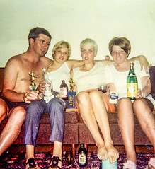 Image titled Finnigan family on Couch 1960s
