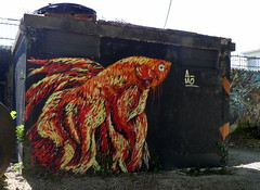 A-MO (Thethe35400) Tags: tag graffiti grafiti graffitis grafit grafite streetart pochoir graff street art artderue arteurbano arturbain arturbà arteurbana urbanart plantilla stencil muralisme schablone stampino mural calle wall murales