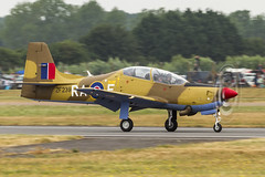 Short Tucano T1 - 1 (NickJ 1972) Tags: raf fairford riat royalinternationalairtattoo airshow 2013 aviation short tucano t1 zf239