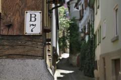 B7 (crowfoto) Tags: tübingen tuebingen oldcitycentre oldcity b7