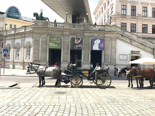 Wien Zentrum Hofburg (Albertina)