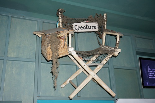 """Universal Studios, Florida: Creature Actor Chair • <a style=""""font-size:0.8em;"""" href=""""http://www.flickr.com/photos/28558260@N04/34610052711/"""" target=""""_blank"""">View on Flickr</a>"""