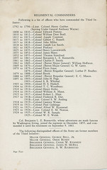 1925-09-21-Organization Day program-03 (Old Guard History) Tags: 1925 3dusinfantryregimenttheoldguard fortsnelling minnesota organizationday