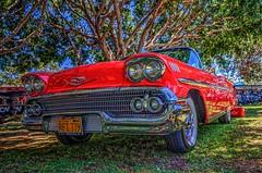 1958 Chevrolet Impala Convertible (Michael F. Nyiri) Tags: chevrolet cars automobile culvercity carshow