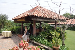 Vietnam - Near Chu Chi (Alf Igel) Tags: vietnam chuchi lunch mittag restaurant saigon hochiminhcity