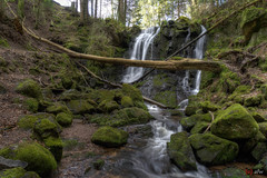 Windberg-Wasserfall bei St. Blasien