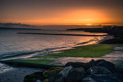 DSC_8748 (Daniel Matt .) Tags: sunrise sunsets aroundtheworld sunrisecolours nikon natgeo colours longexposure nikon2470mm seascape holywood