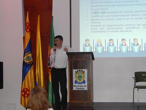 Conferencia de la Oficina de Innovaciones Educativas del MEN