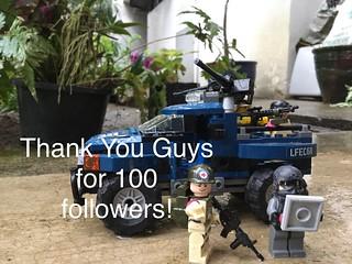 100 followers!!!
