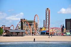 DSC_2363ConeyIsland (artsynancy) Tags: coneyisland brooklyn coneyislandbrooklyn spring amusement throwback urban seaside shore boardwalk carousel entertainment newyorkcity newyork brooklynnewyork