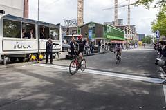 We have a winner! (R. Engelsman) Tags: knwu sport wielrennen fietsen rondevankatendrecht katendrecht veerlaan rotterdam rotjeknor 010 nederland netherlands nl bike cycling winnaar winner