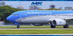 LV-FUB (J. Martin Romero) Tags: boeing 7378hx spotting spotter aviation aviacion airplane plane aircraft avion b737 b738 b737800 737 738 737800 ar arg aerolineas argentinas skyteam aeroparque jorge newbery buenos aires argentina sabe aep