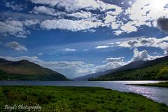 DSC_0037 -1awm (Polleepops) Tags: argyll lochlomond lochs clouds cloudporn bridges river water hills landscape
