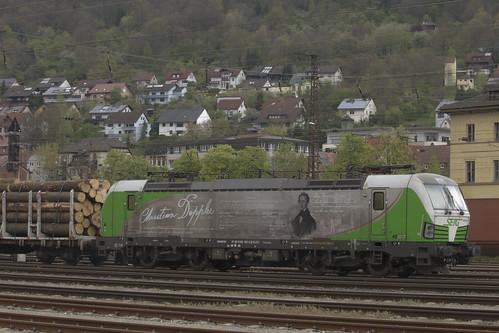 D SETG 193 831-5 Gemünden am Main 24-04-2017
