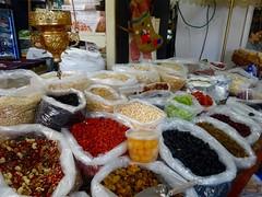 Specerijen en gedroogd fruit in Haifa