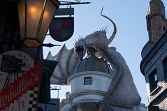 """Universal Studios, Florida: Diagon Alley • <a style=""""font-size:0.8em;"""" href=""""http://www.flickr.com/photos/28558260@N04/34709983916/"""" target=""""_blank"""">View on Flickr</a>"""