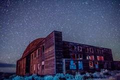 Nevada Nightscape (MarcCooper_1950) Tags: night sky stars milky way long exposure desert tonopah nevada nikon d810 outdoors landscape astrophotography planets galaxy