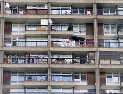 Trellick Tower (msganching) Tags: trellicktower grenfelltower support london londoist modernism goldfinger architecture balconies brutalism