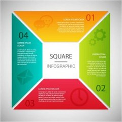 free Vector Square infographic templates (cgvector) Tags: abstract arrow background brochure card cars chart circle clean clipart color compare computer creative data design element fingers flat graph icon icons illustration infograph infochart infografic infografica infographic infographics information label ladies layout light line lines made mark minimalistic modern network path plan poster presentation promotion report sign simple square statistic step symbol template templates thin time timeline van vector web website