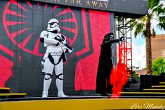 Star Wars: A Galaxy Far, Far Away (disneylori) Tags: stormtroopers starwarsagalaxyfarfaraway starwars disneycharacters characters hollywoodstudios waltdisneyworld disneyworld wdw disney kyloren theforceawakens