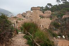 Tossa de Mar (mcgin's dad) Tags: spain tossademar canon450d catalonia