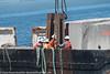 Pier 96 Bay Bridge Footing Blocks 5-2017 (daver6sf@yahoo.com) Tags: cementship p96 baybridge crane portofsanfrancisco zaccor weststar block tug pier96