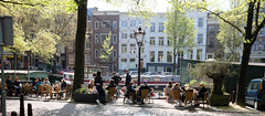 DSCF2285.jpg (amsfrank) Tags: candid amsterdam rivierenbuurt prinsengracht marcella cafe bar marcellas terras sun people tourists