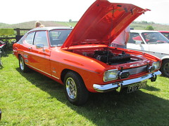 Ford Capri 3000 E FEG221K (Andrew 2.8i) Tags: car coupe sports sportscar cci club international badgers hill evesham ford capri fordcapri alltypesoftransport worldcars mark mk 1 mk1 british 3000 30 e 3000e classic classics hot hatch hatchback old skool retro