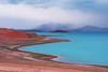 DSC_1948 (Fthermit) Tags: tibet water lake sea snow mountain nature landscape falg blue sky cloud beach