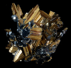 Hematite & Rutile  (No. 2755-05122017) (geraldarmstrong48) Tags: hematite rutile novohorizonte mineralcollection mineral minerals specimen specimens stone stones rock rocks mineralogy geology earthscience crystal nature