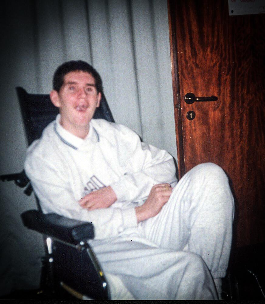 Derek Reid 1999