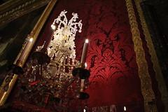 IMG_2661 (valentinperrier) Tags: chateaudeversailles versailles lustre tapisserie lumière