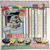 LOAD16 Pretty Cupcakes (girl231t) Tags: 2017 scrapbook layout 12x12layout paper load load16 load517 rsg2 sketch13 sketchbased