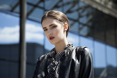 Youlian (zsh01) Tags: young model fashion black eyes beauty minsk girl glass sun spring tfp pretty cute face light
