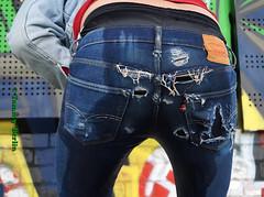 jeansbutt11354 (Tommy Berlin) Tags: men jeans butt ass ars levis