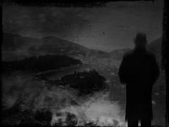 über dem Nebelmeer (P. Correia) Tags: caspardavidfriedrich 2009 sãomiguel lagoadofogo açores pcorreia iphone3g azores man