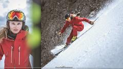 Outdoor & Sport (MaxMeissner) Tags: ski carving carve skiing portrait model blonde fischer fischerski speed ischgl goggle helmet