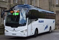 YR13UZC  McLeans, Airdrie (highlandreiver) Tags: yr13uzc yr13 uzc mcleans coaches airdrie lanarkshire irizar i6 bus coach carlisle cumbria
