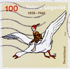 great stamp Germany € 100c The Wonderful Adventures of Nils (by Selma Lagerlöf Сельма Лагерлёф, 1858-1940; 骑鹅历险记, Nils Holgerssons underbara resa genom Sverige) timbres Allemagne  우표 독일 유럽 sellos Alemania selos Alemanha γραμματόσημα Γερμανία frimerker (stampolina, thx ! :)) Tags: nilsholgerssonsunderbararesagenomsverige 骑鹅历险记 сельмалагерлёф selmalagerlöf thewonderfuladventuresofnils nilsholgersson nils holgersson allemagne 우표 독일 유럽 sellos alemania selos alemanha γραμματόσημα γερμανία frimerker tyskland markica njemačka pullari almanya スタンプ ドイツの ヨーロッパ postzegels duitsland francobolli stamps briefmarke briefmarken postzegel zegel zegels марки टिकटों แสตมป์ znaczki frimärken 邮票 طوابع bollo francobollo bolli deutschland germany goose gans