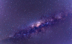 Milky Way (Merrillie) Tags: science galaxy glitter nature starfield beauty space background starlight panoramic outerspace vast infinite shine night cosmic starry astrophotography outdoor star milkyway purple outer scene wayd astronomy beautiful sky dark astrology universe milky atmosphere exposure cosmos nebula stellar