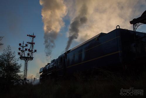 Steamrail R711 trip to Swan Hill