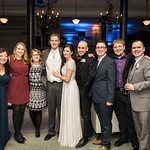 "<b>Shiely/Huebner</b><br/> Julie Shiely '12 and Daniel Huebner were married November 7th, 2015  in Elm Grove, Wisconsin at St. Mary's Visitation Catholic Church. The couple lives in Chicago. Many alum attended and are pictured below; left to right: Laura (Davis) Dahlke '11, Jenna Dosch '12, Erin Brown '12, Alyse Eggebrecht '12, Groom Daniel Huebner, Julie (Shiely) Huebner '12, Nick Sanches '12, Matt Imhoff '12, Drew Wojciehowskii '12, Chad Sonka '12, Brooks Berg '12<a href=""//farm5.static.flickr.com/4159/34150429442_5c00b38729_o.jpg"" title=""High res"">∝</a>"