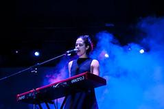 Ximena Sariñana (hugo.sergio) Tags: hugosergio keyboard nikon musician d300 2013 mexico monterrey hugosergiophoto sing show concert keyboardist live ximenasarinana music singer mexican