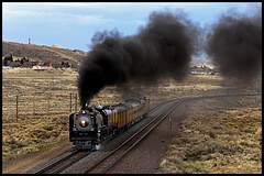UP 844 (golden_state_rails) Tags: up union pacific 844 up844 484 fef3 fef rawlins subdivision wy wyoming overland route steam