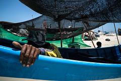 * (Sakulchai Sikitikul) Tags: street snap streetphotography songkhla sony a7s voigtlander 28mm boat boatmaker thailand silhouette sand