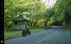 Roadscapes (Kamui_Solano) Tags: カゼノイロ touring fukuoka japan motorcycle roadscapes kawasaki