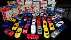 Tomica Nissan Skyline family and friends (SamismagiC) Tags: nissan skyline r 32 33 34 radish jomo calsonic zexel dream factory murayama works fan club special model diecast vintage tokyo osaka motor show 30 th anniversary air cool 350 z 280 gts 2001 falken unisia collection 160 161 162 163 164 165 166 pikes peak made japan china loctite blue yellow red grey silver white gtr street race car toy toys international models samismagic rare collectible