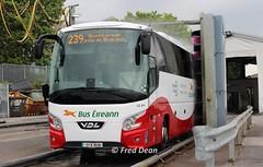 Bus Eireann LC311 (171D10130). (Fred Dean Jnr) Tags: buseireann lc311 171d10130 cork capwelldepotcork may2017 vdl bova futura buseireanncapwelldepot fhd2